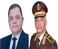 وزير الداخلية يهنئ وزير الدفاع ورئيس الأركان بمناسبة حلول العام الميلادي الجديد