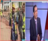 فيديو  الحسيني: العاصمة الإدارية من أكبر المشاريع القومية في الدولة