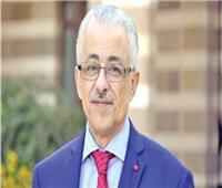 شوقي: توزيع «التابلت» على طلاب الصف الأول الثانوي ممن يدرسون المناهج المصرية