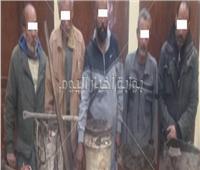 ضبط 5 متهمين بالتنقيب عن الآثار في السيدة زينب