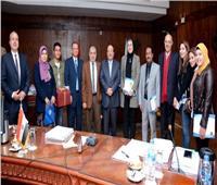 """جامعة طنطا تكرم الطلاب المشاركين في """"الملتقى الإبداعي"""" بالأردن"""