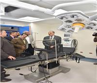 محافظة أسيوط تنظم قوافل طبية علاجية للقرى في 2019
