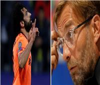 المدير الفني لـ«ليفربول» يعلق علي احتساب ضربات جزاء لـ«محمد صلاح»