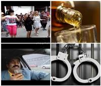 احذر| شرب الخمر في الشارع «ليلة رأس السنة» يعرضك للحبس