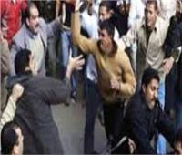القبض على 13 شخصًا في حلوان بسب مشاجرة