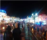 برامج ترفيهية وحفلات 3 نجوم.. شرم الشيخ تتلألأ ليلة رأس السنة
