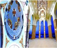 «الفتاح العليم»و«ميلاد المسيح».. تحفتان معماريتان على أرض العاصمة الإدارية