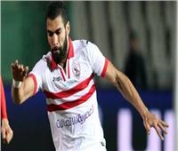 الزمالك يحتفل بعيد ميلاد اللاعب محمود عبد العزيز