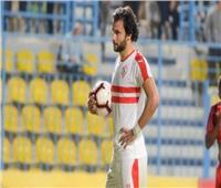 محمود علاء يحتفل بعيد ميلاده الـ28