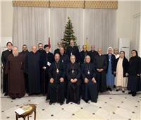 «الحوار المسكوني».. على رأس أولويات مجلس البطاركة والأساقفة الكاثوليك