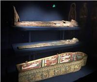 بالصور| عرض ٢٥٠ قطعة أثرية مصرية في متحف بالصين