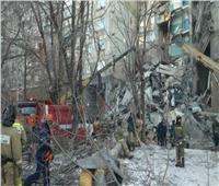 ارتفاع قتلى انهيار عقار سكني في روسيا لـ18 قتيلا