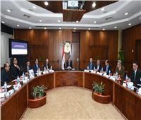 وزير البترول يناقش تطورات تحويل مصر لمركز إقليمي للطاقة