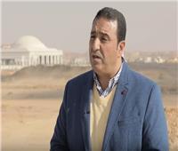 فيديو| متحدث «العاصمة الإدارية» يوضح حقيقة بناء أسوار حول المشروع