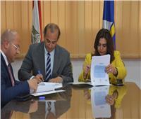 إنشاء «شارع 306» للمشروعات الصغيرة بمحافظة دمياط