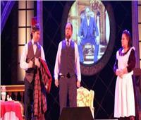 «الخادمة السيدة» وأشهر أغاني الكريسماس يومان بالمسرح الصغير
