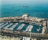 الكويت توقف الملاحة البحرية بسبب سوء الأحوال الجوية