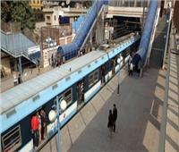 نائب محافظ القاهرة يتفقد محطة مرج الجديدة