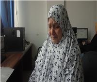 «الحاجة وفاء» توجه رسالة لولدها الذي أضاع حقها