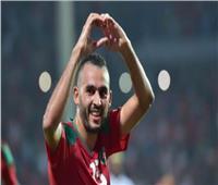 وصول المغربي خالد بوطيب للقاهرة للتعاقد مع الزمالك