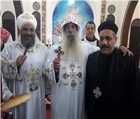في قداس برمون العيد..كاهن جديد لقرية أبوشوشة نجع حمادي