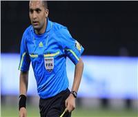 المغربي رضوان جيد يدير مباراة الإسماعيلي ومازيمبي