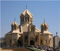 إزالة آثار العدوان الإخوانى على ٥ كنائس في أسيوط