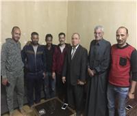 «القوى العاملة» تتابع أحوال المصريين فى قطر