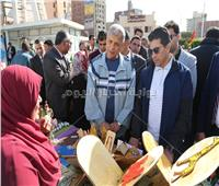 محافظ المنوفية ووزير الشباب يشهدان الملتقى الشبابي في شبين الكوم