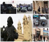 «صقور الداخلية» تحرس احتفالات المصريين.. وطوارئ لتأمين أعياد الميلاد