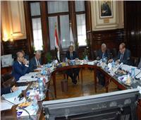«أبوستيت» يوافق على 8 مشاريع بأراضي الإصلاح الزراعي بـ5 محافظات