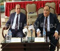 «القضاة» يوقع برتوكول تعاون مع جامعة حلوان للحصول على الماجستير والدكتوراه