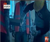 فيديو| السيسي يشهد فيلما تسجيليا لمراحل بناء مسجد وكاتدرائية العاصمة