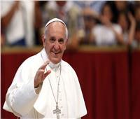 فيديو| بابا الفاتيكان يوجه التحية إلى الرئيس السيسي