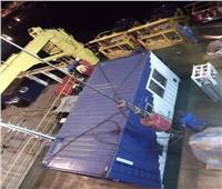 تجهيز أحدث الوحدات البحرية بهيئة قناة السويس «أمان»