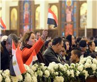 ننشر الصور الأولى من فعاليات قداس الميلاد بكاتدرائية العاصمة الجديدة