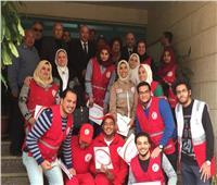 الدكتورة مؤمنة كامل تترأس اجتماعا طارئا للهلال الأحمر بالقليوبية