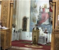 بدء قداس عيد الميلاد بكنائس الإسماعيلية وسط إجراءات أمنية مشددة