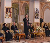محافظ الإسكندرية يهنئ الإخوة الأقباط بأعياد الميلاد