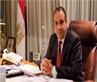 السفير المصري في برلين يشارك في قداس عيد الميلاد المجيد