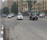 فيديو| سيولة مرورية  على كافة الطرق والمحاور الرئيسية بالقاهرة