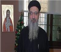 فيديو| الأنبا بولس: لأول مرة خلال 100 عام رجل دين مسيحي يلقي كلمة من مسجد