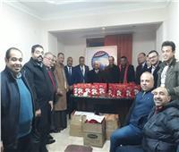 حزب مستقبل وطن بالقليوبية يهنىء الأخوة الأقباط بعيدالميلاد المجيد
