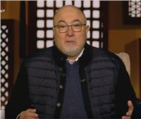 فيديو  خالد الجندى: مسجد وكاتدرائية العاصمة الإدارية دليل على الوحدة