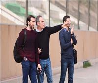 تفاصيل جلسة لاسارتي مع حسين الشحات