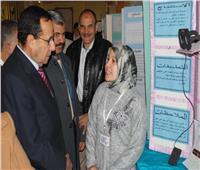 تقييم 21 ابتكارا لطلاب المرحلة الثانوية والإعدادية بشمال سيناء