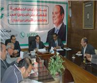 شمال سيناء تحقق 56.7% من المستهدف بـ«100 مليون صحة»
