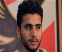 غدًا.. جيرالدو ومحمد محمود يخضعان للفحص الطبي