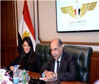 «المصري» و«المشاط» يبحثان النتائج الإيجابية لبرنامج تحفيز الطيران