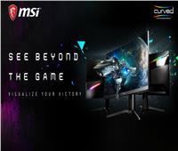 شاشات ألعاب جديدة من «MSI».. تعرف عليها